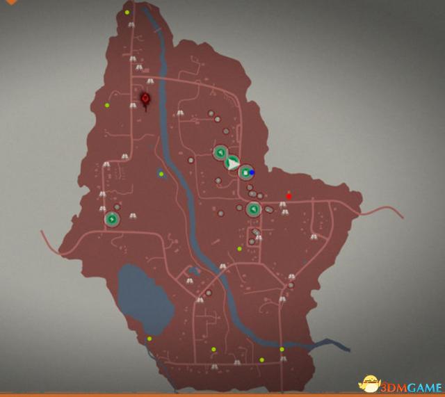 腐烂国度2地图中隐藏物资点介绍