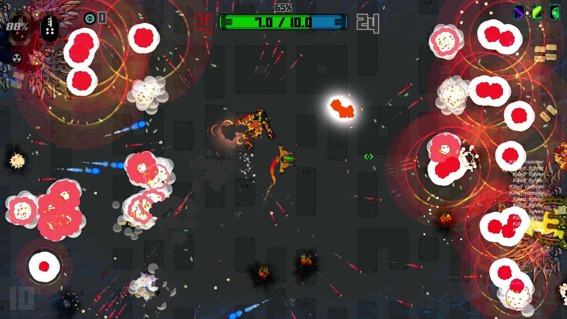 原子抢劫 游戏截图