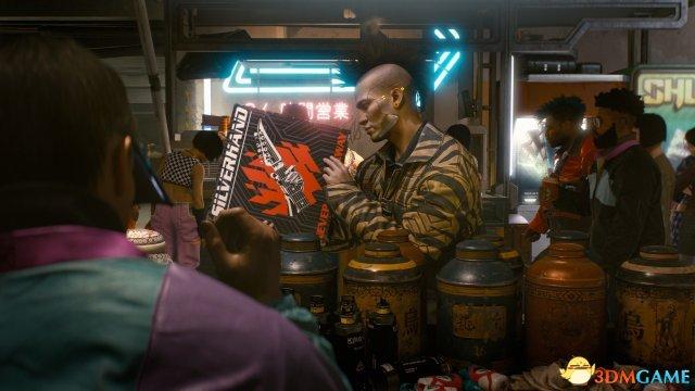 《赛博朋克2077》新情报放出 支持中文字幕及配音