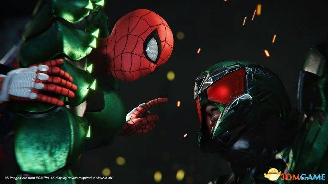 E3 2018:PS4《蜘蛛侠》高清截图 蜘蛛侠狂战反派