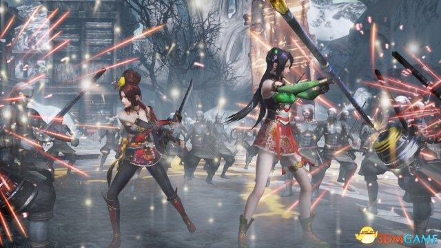 《无双大蛇3》上架Steam 10月16日发售支持繁中