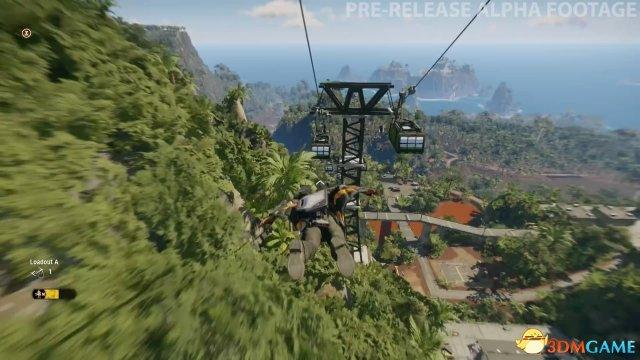 E3 2018:《正當防衛4》新演示 畫面效果很震撼