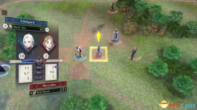 E3:精致2D过场动画《火焰之纹章:三秩序》公布