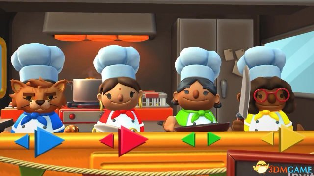 E3:《煮糊了2》面向PS4/Xbox One/Switch/PC公布