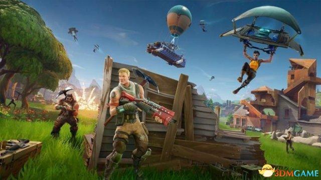 《堡垒之夜》发售不到一年 玩<a class='simzt' href='http://www.zebrockaubahut.net/games/home/' target='_blank'>家</a>增长至1.25亿