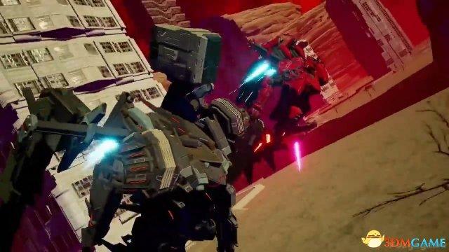 E3 2018:MMV为Switch带来新作《恶魔X机甲》