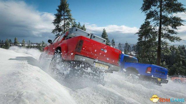 E3 2018:《極限競速:地平線4》9分鐘演示