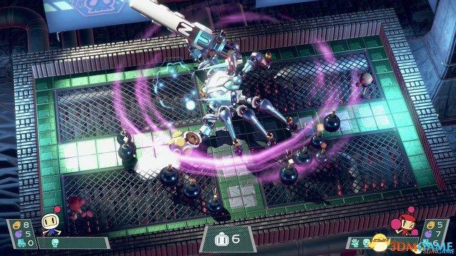 20年内系列最佳销量《超级炸弹人R》PC版下载发布