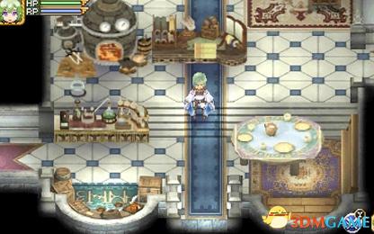 画风华丽系统精致 3DS名作《符文工房4》优惠开启