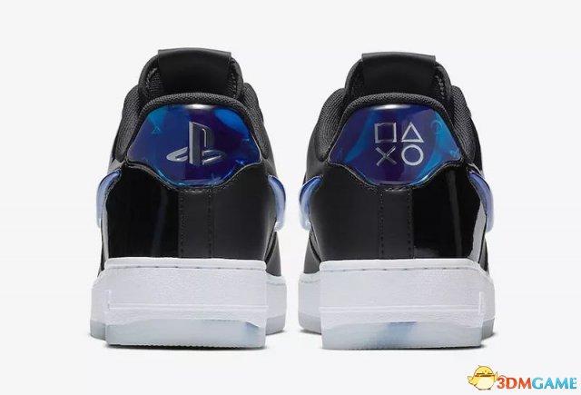 """入手有难度!Nike 发布""""PlayStation""""版 AF1"""