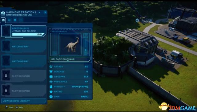 侏罗纪世界进化全恐龙介绍视频