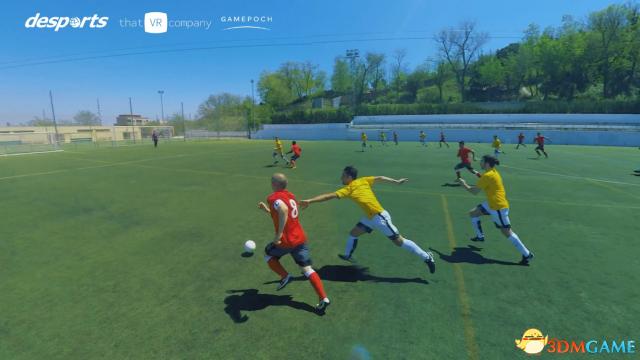 足球VR电影《幻象大师-伊涅斯塔》6月14日正式上线