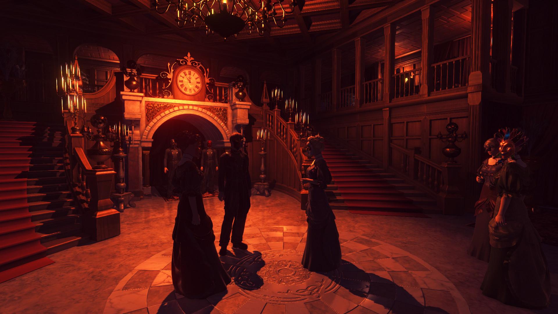 黑暗的欲望 游戏截图