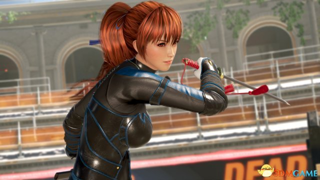 E3 2018:《死或生6》演示 美女忍者霞蹂躏壮汉