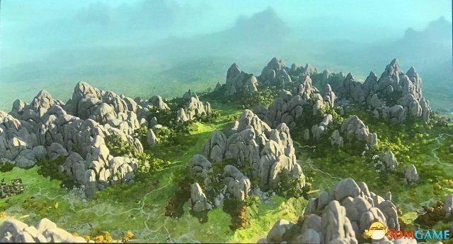 <b>E3:《全面战争:三国》演示及艺术图 吕布霸气</b>