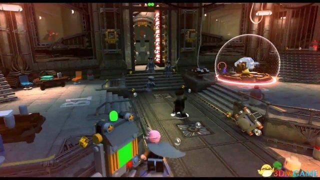 E3:《乐高DC超级反派》实机演示 坏人拯救世界