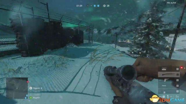 《战地5》20分钟狙击枪演示 2枪打落飞机惊呆了