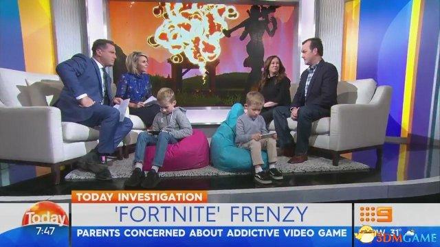 澳大利亚媒体证实《堡垒之夜》暴力 会带坏孩子