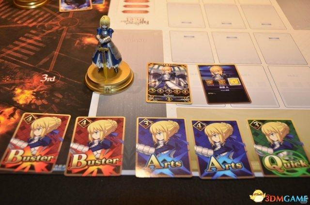 实体玩法同样有趣!桌游版FGO圣杯之战先行体验
