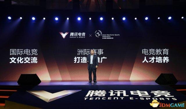 侯淼:公布三大战略合作伙伴 推动电竞向职业体育靠拢