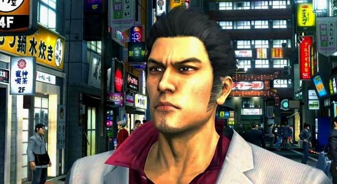 非边缘华丽人生!《如龙3》PS4重制版