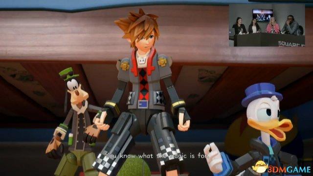 《王国之心3》玩具总动员世界20分钟超长试玩录像