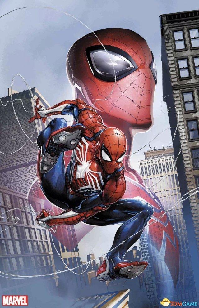 PS4《蜘蛛侠》设定今秋加入漫威漫画宇宙大事件