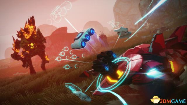 E3 2018:《行星链接》展示飞船模型实际游戏画面