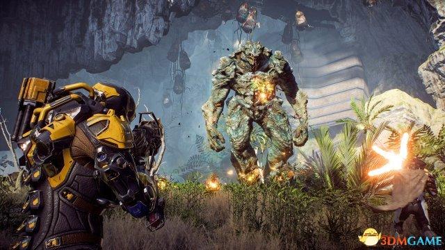 BioWare:《圣歌》的目标是超越现实的力量感