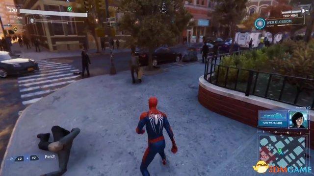 E3 2019:《蜘蛛侠》实机演示 开放世界自由冒险