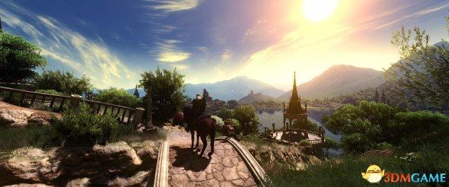 《巫师3》画面增强新MOD 让游戏画质达到新高度