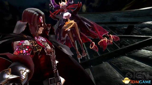 《血迹:夜之仪式》16分钟演示 女主角大战触手怪