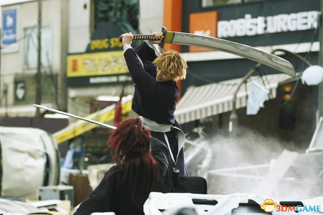 粉丝注目 《死神》真人电影豪华写真资料集公开