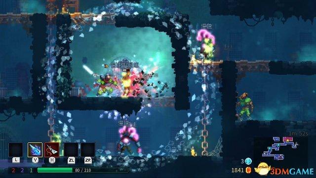 死亡细胞PS4/Nintendo Switch? 中文版8月7日发售