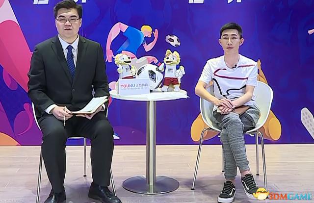 陈一发寅子解说世界杯 斗鱼推动当红主播多元化发展