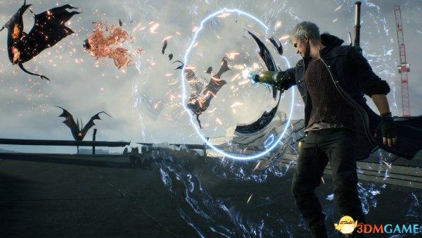 《鬼泣5》将在德国科隆游戏展Gamescom提供试玩