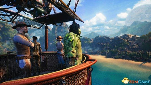《方舟公园》DLC宣传片首曝!飞龙山28日上架Steam
