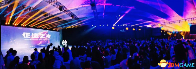 中国首部游戏改编大电影 《征途》 亮相上海电影节