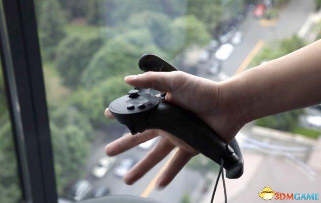 积极发展VR Valve重新设计了Knuckles EV2控制器
