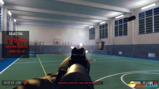 校园枪击游戏《Active Shooter》遭PayPal封锁