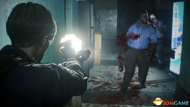 《生化危机2》重制版有动态难度系统 时刻吓玩家