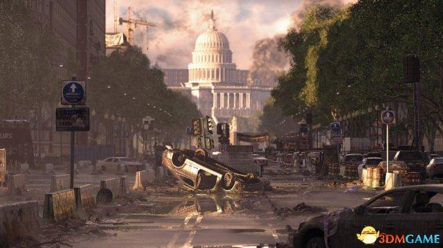 育碧:我们的游戏里包含政治元素 能引起玩家思考