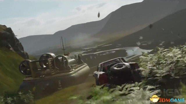 《極限競速:地平線4》現實对比遊戲 1:1完全還原