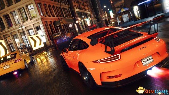 《飙酷车神2》官方中文 黄金版 Steam正版分流
