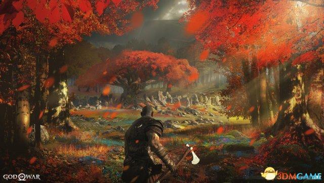 《战神4》概念原画精美无比 场景壮观震撼人心