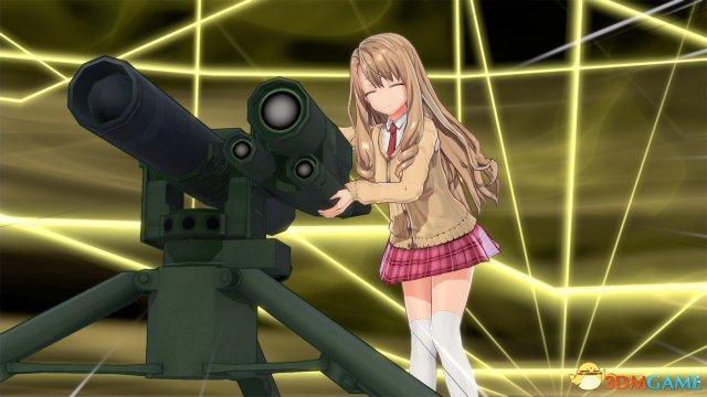 绅士射击《子弹少女:幻想》新图 尺度大少儿不宜