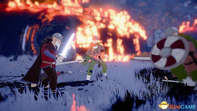 冰天雪地打怪兽 ARPG新作《芬布尔》发售日期公布