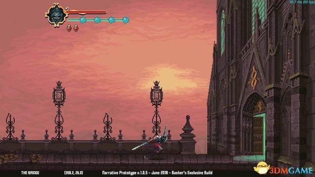 西班牙黑魂恶魔城《渎神》新版本10分钟试玩视频