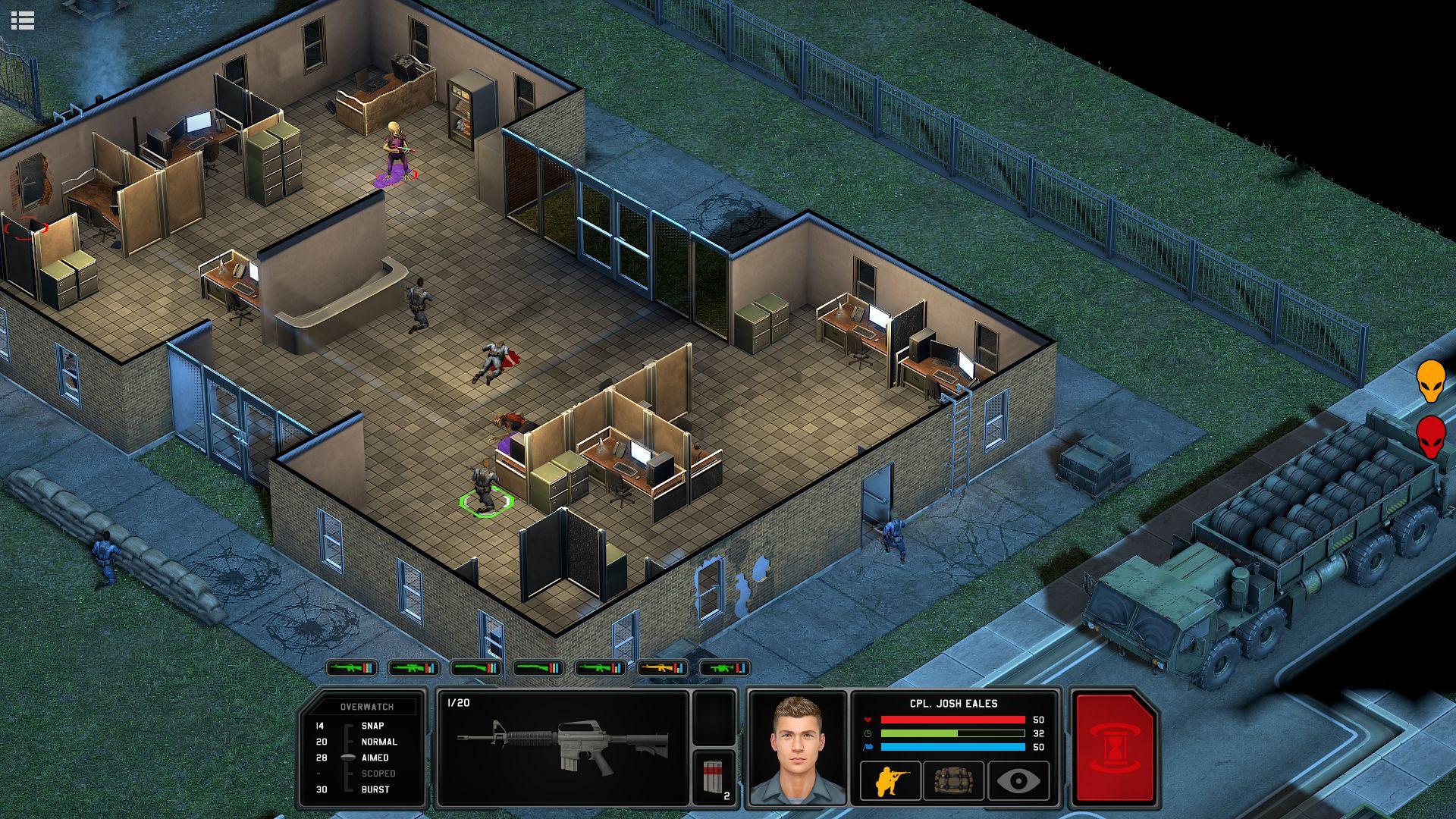 异种航员2 游戏截图