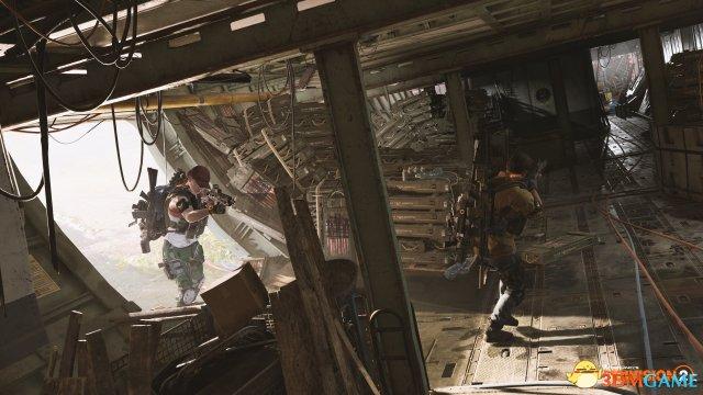 育碧新作《全境封锁2》前瞻 全新进化值得买买买